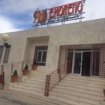 FABRICA DE ESTEPA