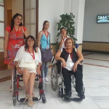 Visita Congreso de los diputados
